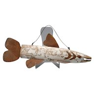 "36"" Folk Art  Cape Cod Codfish"