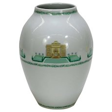 Bernardaud Limoges Folie de Bagatelle Vase