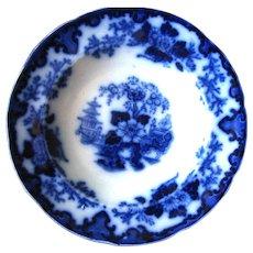 """5"""" Flow Blue Dessert Plate – Scinde"""