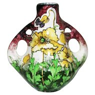 Amphora Pottery Vase - Bohemia, 20th Century
