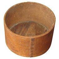 Signed Antique Wooden Measure – Henniker, NH