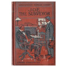 """Joe The Surveyor"" or ""The Value of a Lost Claim"" 1908"