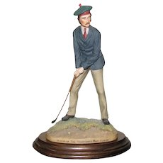 Golfer – Young Tom Morris – Sports Legends, Ltd