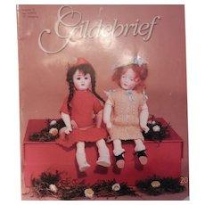 Gildebrief Doll Magazine