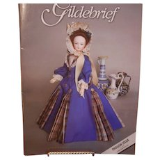 Gildebrief Doll Magazine Volume 29 Spring 2012