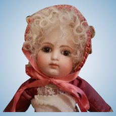 """This is one most precious antique doll. Rabery and Delphieu 11"""""""