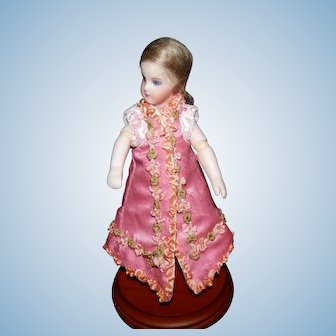 Tiny Dress For The Petite Doll
