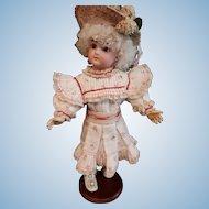 Wilheim Dehler German Made Antique Doll