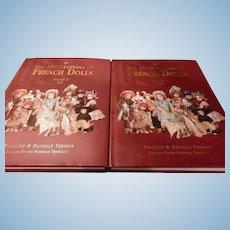 Volume  1+ 2 Encyclopedia Of French Dolls