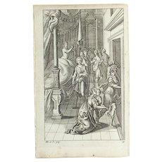 Virgil Woodcut Engraving 41