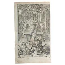 Virgil Woodcut Engraving 40