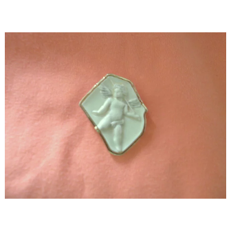 """Cameo - from the """"Vatican Library Collection"""" - Composite - Ivory Color"""