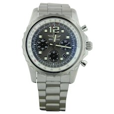 Breitling Chronospace A23360 Stainless Steel Men's Automatic Wristwatch