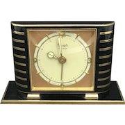 Art Deco Kienzle Table Alarm Clock