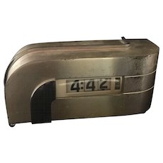 Art Deco Lawson Kem Weber Clock