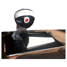 Modern Michael Cohn Romtbr # 2 Art Glass Sculpture