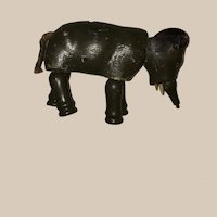 Schoenhut Humpty Dumpty Circus Elephant