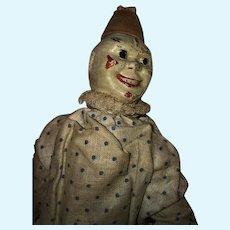 Humpty Dumpty circus clown