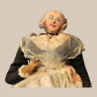 Lady of the Manor, 6 inch dollhouse doll
