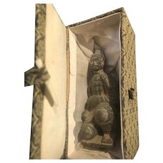 Samarai Soldier in Lined Box