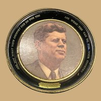 John F. Kennedy Small Serving Tray Memorabilia