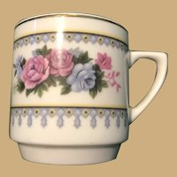 Two Small Matching Cups from Czechoslovakia