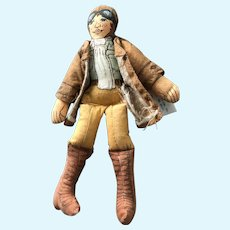 Amelia Earhart Doll from Hallmark Famous American Series