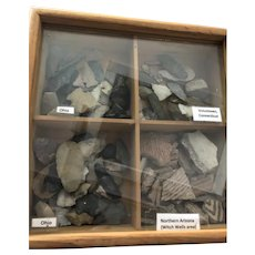 Spectacular Collection of Arrowheads and Pottery Shards