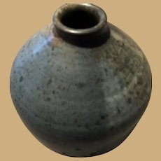 Hand made Eight Inch Pottery Jar
