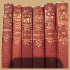 Six Volumes of the Little Masterpiece Series