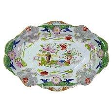 English Antique 'Mason's' Dish