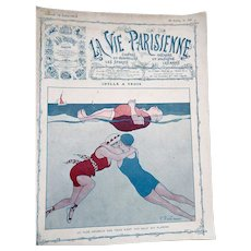 La Vie Parisienne French Publication 1900s