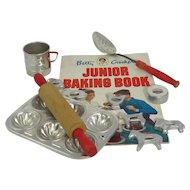 Vintage Betty Crocker Junior Baking Kit