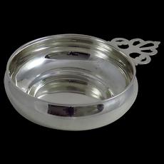 Vintage Sterling Silver Newport Porringer