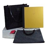 """Vintage Kate Spade Handbag With Book """"Contents"""""""