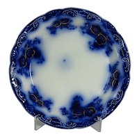 """Belmont"" Pattern Flow Blue Bowl"