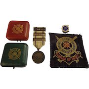 WWII Era British Lifesaving Medal Multiple Award Winner 1936 1937 1938 Grouping Named