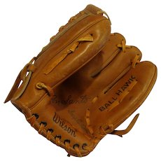 Vintage Baseball Glove Ron Santo Model Chicago Cubs Beautiful Condition