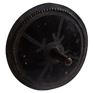 Rare Antique Islamic Buckler Shield for Knife or Dagger Fighting Bronze
