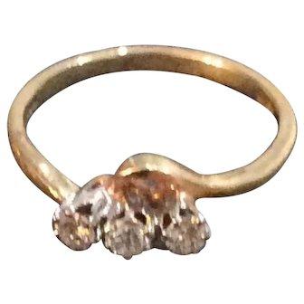 Triple Diamond Ring, Bypass