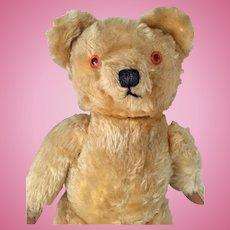 Chad Valley Teddy Bear, British Vintage Toys