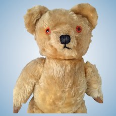 Chad Valley Teddy Bear, British Vintage Toys