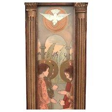 Pentecost Framed Print