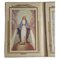 Our Lady of Grace Prayer Folder
