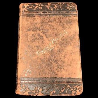 1875 Treasury of Pious Souls Prayer Book
