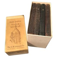 1946 St Andrew Daily Missal Set