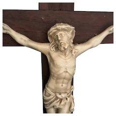 Beautiful Vintage Wall Crucifix