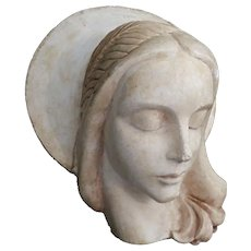 Saint Philomena Sculpture