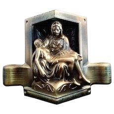 Large Pieta Corner Accent Piece