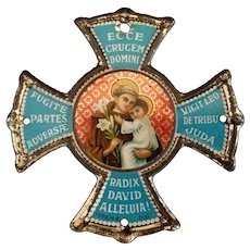 Saint Anthony's Brief Cross